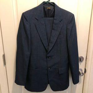 Other - Deep blue/black Suit